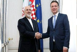 Iran, Croatia stress coop. on fighting terrorism