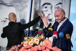 شیخ سلمان: فوتبال آسیا دعاگوی رئیس فیفا است