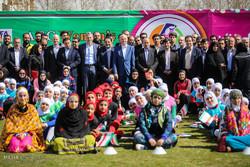 FIFA president in Tehran