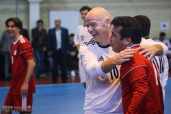 حضور رئیس فیفا در تهران