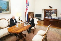 Croatia, EU fully back implementation of Iran nuclear deal