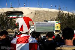 چهرهنگاری از تماشاگران در لیگ هجدهم/ بلیتفروشی در اختیار باشگاهها