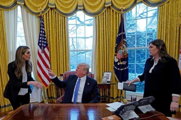 امریکی صدر کی رابطہ عامہ کی ڈائریکٹر اپنے عہدے سے مستعفی