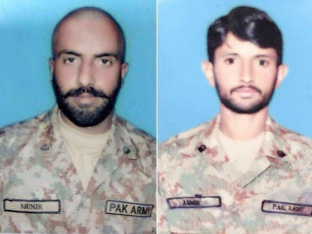 لائن آف کنٹرول پر فائرنگ کے تبادلے میں 2 پاکستانی فوجی جاں بحق