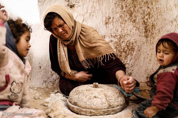 زندگی در زیر زمین در تونس