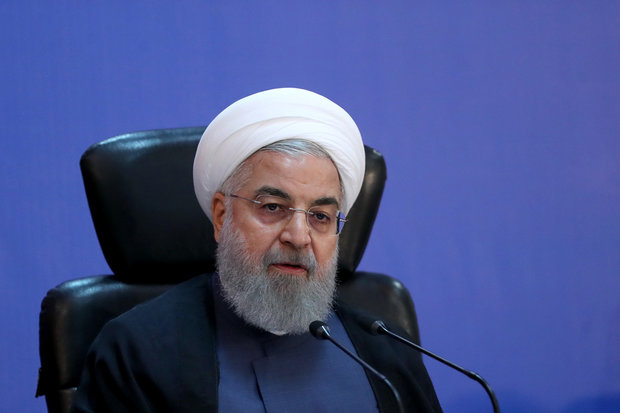 Trump needs to undo his very wrong anti-Iran actions: Rouhani
