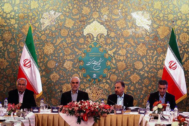 نود و پنجمین نشست شهرداران کلانشهرهای کشور در اصفهان