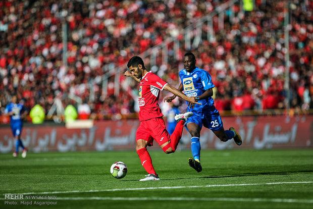Esteghlal wins 86th Tehran derby