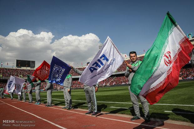 فوز استقلال على برسبوليس في ديربي طهران 1-0