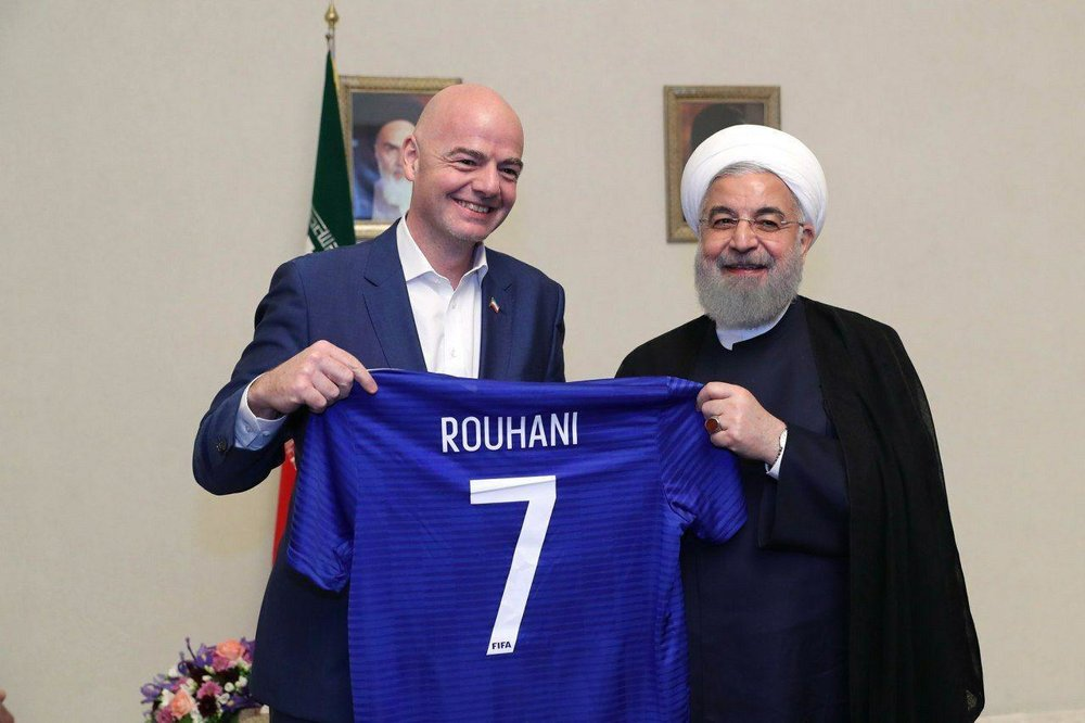 Iran detains 35 women for trying to attend soccer…
