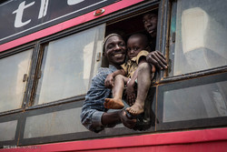 ههڵاتنی کۆنگۆییهکان بۆ ئۆگاندا