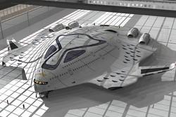 هواپیمای مافوق صوت با سوخت هسته ای طراحی شد