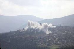کوژرانی ۳۶ هێزی سهر به دیمهشق له بوردومانی عهفرین