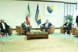 رئيس الوزراء البوسني: ايران لديها مكانة هامة في قلوب الشعب البوسني