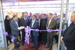 دوازدهمین نمایشگاه سراسری کتاب در قزوین گشایش یافت