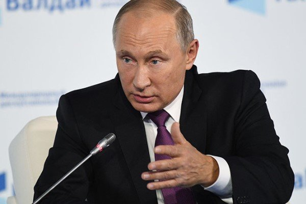 پوتین:علیرغم خودکفایی ۱۷۰درصدی غلات،بازهم از کشاورزی حمایت میکنم