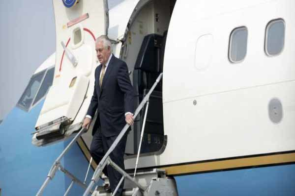 امارات کی امریکی وزیر خارجہ کو برطرف کروانے کی کوششوں کا انکشاف