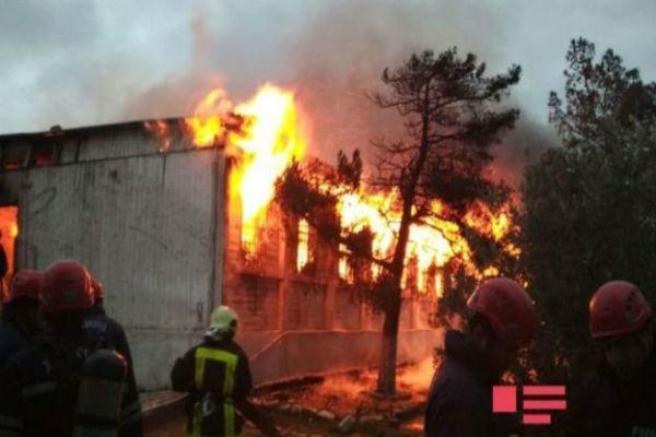 آذربائیجان میں آگ لگنے سے 30 افراد ہلاک