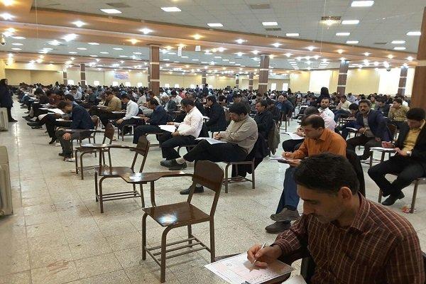 آزمون وکالت قوه قضائیه امروز در یزد برگزار شد