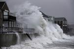 طوفان موسمی در آمریکا