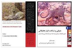 انتشار ۳ کتاب تخصصی برای پلنگ ایرانی در آستانه روز جهانی حیات وحش