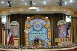 آیین اختتامیه سی و ششمین دوره مسابقات قرآن کریم سپاه برگزار شد