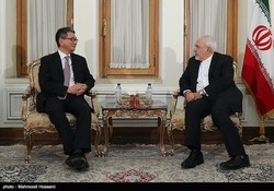 Iran, Japan discuss regional, international issues