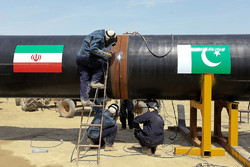 Iran-Pakistan-India gas pipeline project