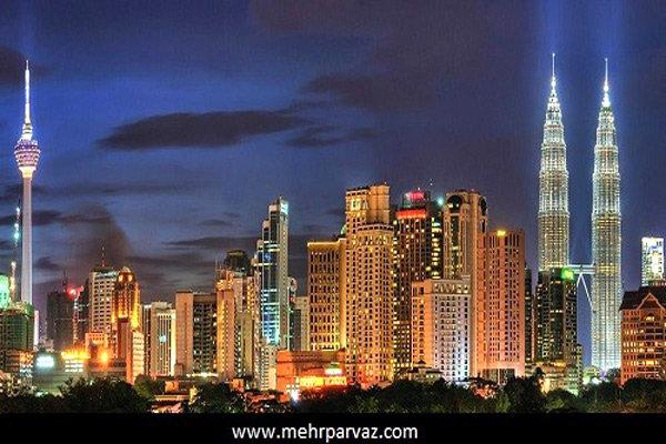 کوالالامپور شهری معروف به آسمان خراشهای زیبا