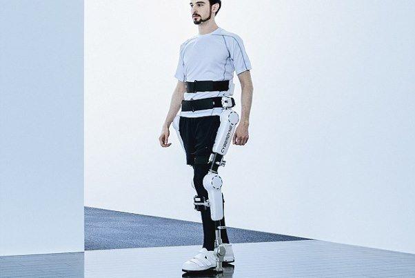 لباس رباتیک سیگنال های مغز را می خواند