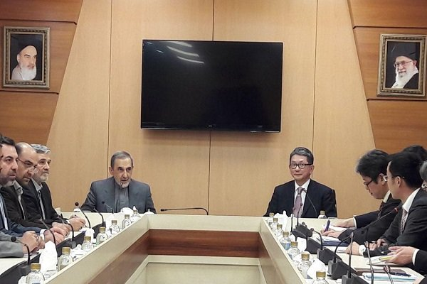 Iran, Japan posed to further develop bilateral ties