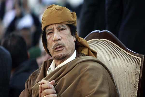 Amerikalı senatörden, Maduro'ya Kaddafi fotoğrafıyla tehdit