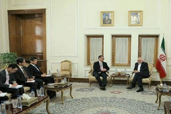 French foreign minister visits Iran