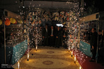 مراسم افتتاحیه هفتمین نمایشگاه کتاب کردستان