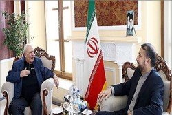 مواقف إيران ازاء فلسطين مستمدة من مبادئ الثورة الإسلامية