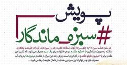 راهاندازی پویش «سبزه ماندگار» در استان همدان