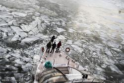 زمستان در مسکو
