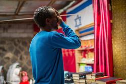 إحتجاج يهود اثيوبيا وتهديدهم الكيان الاسرائيلي بالاضراب عن الطعام / صور