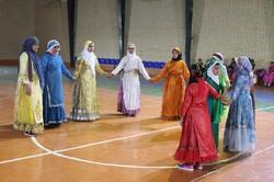 جشنواره بازی های بومی و محلی در بردخون برگزار شد
