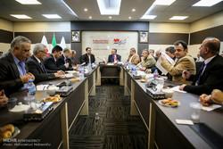 Suriye medya heyeti Mehr'i ziyaret etti