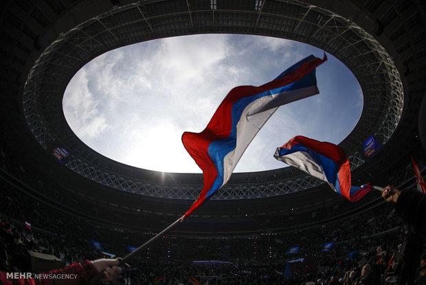 فعالیت های ستاد انتخاباتی پوتین