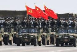 ارتش چین به حالت آمادهباش در مرز هنگ کنگ مستقر شد