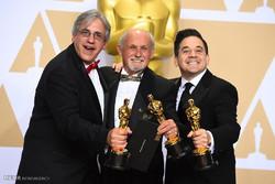 2018 Oscar Ödülü töreninden kareler