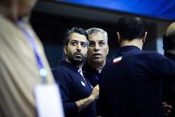 مهران شاهین طبع سرمربی تیم ملی بسکتبال