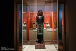 Tahran'da Louvre Müzesi eserleri sergileniyor