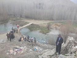 جستجو برای یافتن جسد مرد ۸۰ساله در رودخانه اسلامآباد ادامه دارد