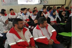 کارگاه آموزشی مبارزه با مواد مخدر در دماوند برگزار شد