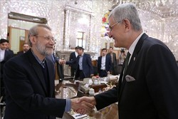 Larijani says Iran, Turkey can resolve regional problems