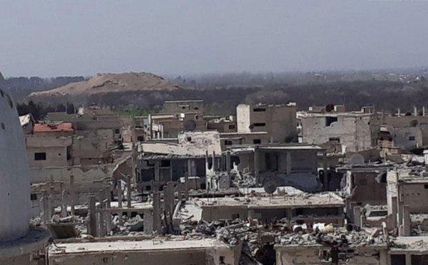 Syrian Army regains control over al-Nashabiye town in Ghouta