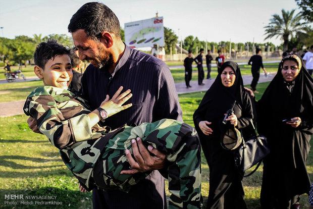 İran'da 5 kanser hastası çocuğun dileği gerçek oldu